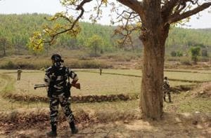 Maoists eye safer regions to revive ops, says CRPF study