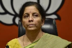 'Don't want to politicise armed forces', says Nirmala Sitharaman
