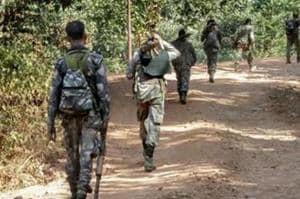 One CRPF soldier, three Maoists killed in encounter in Giridih