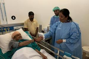 'Civility a rare virtue': Shashi Tharoor has surprise visitor in hospital