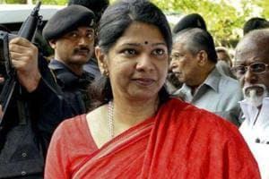 'BJP cannot prevent my success,' says Kanimozhi after I-T raids