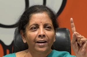 'Up to Pakistan to prove that they weren't hit or people were killed': Nirmala Sitharaman on Balakot strike