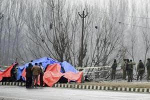 CRPFtrooper injured in Tral grenade attack