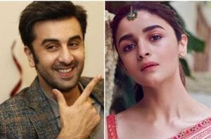 As Kalank releases, Alia Bhatt and Ranbir Kapoor seen at an official commitment together
