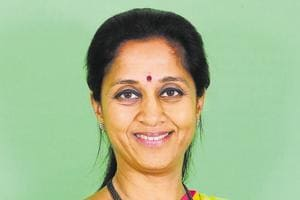 Supriya Sule counters audio 'threat' clip with defamation suit