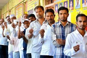 Lok Sabha elections 2019: 63- turnout in Maharashtra phase 2; polling done in 17 of 48 seats
