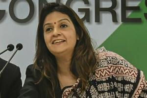 'To the best boss ever...': Priyanka Chaturvedi's farewell message