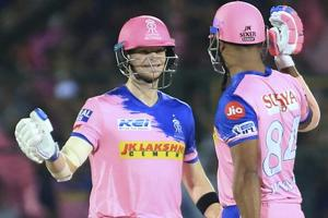 RR vs MI:New skipper Steve Smith leads Rajasthan Royals to victory against Mumbai Indians