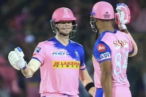 IPL 2019:Rajasthan Royals defeat Mumbai Indians by five wickets