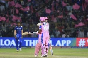 IPL 2019: Rajasthan Royals beat Mumbai Indians by five wickets