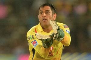 Dhoni's fitness a cause of concern for CSK ahead of RCB clash