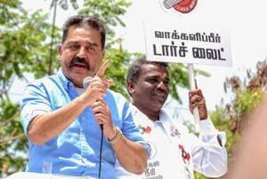 'Lanka can't find serendipity', Kamal mourns, EPS, Rajini condemn blasts
