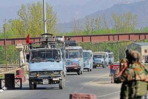 J-K highway ban relaxed for Uri-bound Sikh pilgrims to attend Baisakhi mela