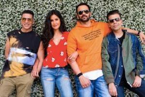Katrina Kaif confirmed for Akshay Kumar's Sooryavanshi, set to join Rohit Shetty's cop universe- See pic