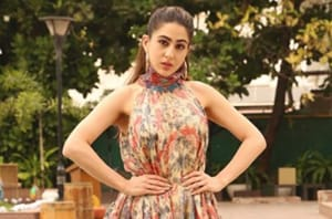 Sara Ali Khan stuns in a  traditional yellow suit, perfect for a  summer evening- Get the look