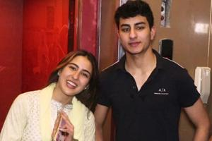 Sara Ali Khan watches Kalank with Amrita Singh, Ibrahim joins
