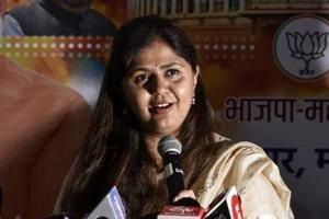 'Should tie bomb around Rahul Gandhi': BJP's Pankaja Munde on Balakot proof