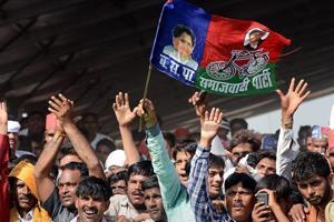 Badaun Lok Sabha constituency set for a triangular contest between SP, BJPand Congress