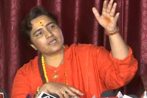FIR against Pragya Thakur for comment on demolition of Ayodhya structure