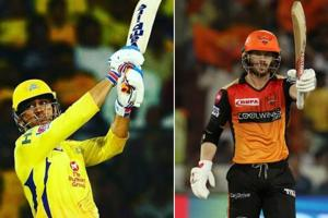 IPL 2019, CSK vs SRH: MS Dhoni or David Warner - Who will come out on top?