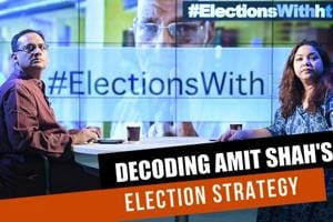 'Proving a point': Yashwant Deshmukh on why Amit Shah is contesting pol...