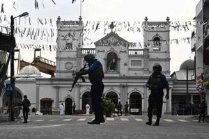 10 days before Sri Lanka bombing, there was clear intel about church attacks