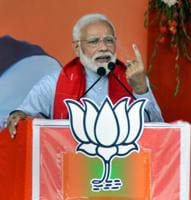 Cong-BJP in war of words over the Modi factor, 'faulty' EVMs, and more
