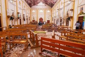 Woman among nine bombers in Easter blasts, says Sri Lanka's defence minister