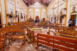 Sri Lanka President asks security officials to quit; toll 359