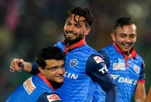 Rishabh Pant will play for India for next 15 years, says Sourav Ganguly