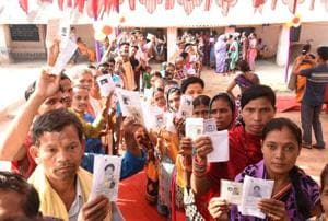 Lok Sabha elections 2019- Contest to increase voter count in Madhya Pradesh: Vote, post photo, win cash