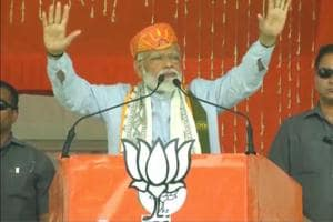 National security not an issue for mahamilavat': PM Modi in Darbhanga