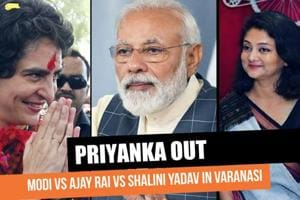 Why Cong opted out of a Priyanka vs PM Modi fight in Varanasi I Opinion