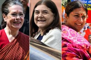From Sonia Gandhi to Smriti Irani: Awadh's 7 intertwined Lok Sabha seats have top women leaders in fray