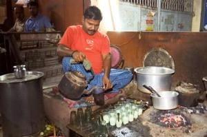 Tea-stalls packed for 'chai pe charcha' in PM Modi's Varanasi constitue...