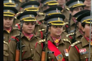 In a first, Army invites women applicants to join military police