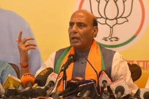 Lok Sabha elections 2019| 'NDA to win with a 3/4th majority': Rajnath Singh
