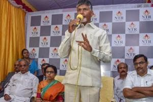 Lok Sabha elections 2019: 'Can you stop NSA from meeting PM too,' writes Naidu in letter to EC
