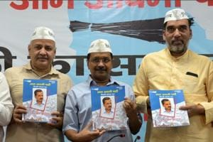 Lok Sabha elections 2019: AAP promises end to sealing, home for all