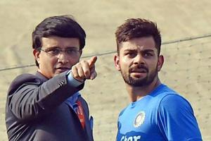ICCWorld Cup 2019:Sourav Ganguly names his favourites to reach semis