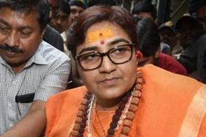 BJP leader's campaign condition for Pragya Thakur seat is an apology