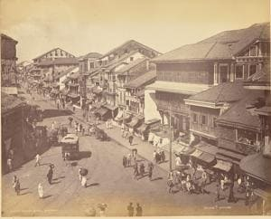 Mumbaiwale: Can you see today's city in this Bombay review from 1911?