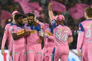 RR vs SRH: Rajasthan Royals beat Sunrisers Hyderabad by seven wickets