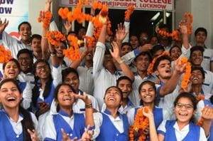 UP Board Results 2019: Lucknow's overall performance good