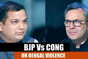Faceoff | WB violence: BJP says 'Mamata scared', Cong sees 'BJP-TMC dra...