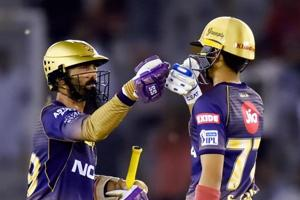 IPL 2019: Kolkata Knight Riders beat Kings XI Punjab by seven wickets