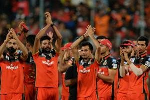 RCB vs SRH: Royal Challengers Bangalore beat Sunrisers Hyderabad by four...