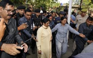 Can Mayawati become India's first Dalit prime minister?