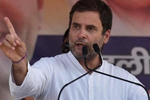 'EC's capitulation to Modi is obvious', tweets Rahul Gandhi