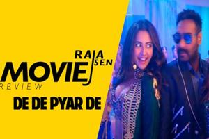 Raja Sen's movie review of 'De De Pyaar De'